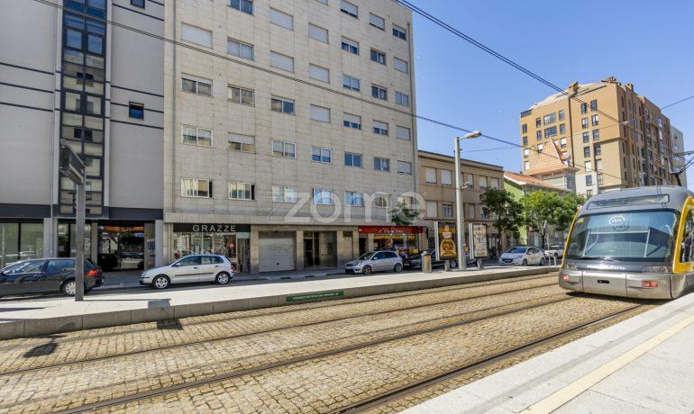 T1+1 na Avenida da República, Matosinhos